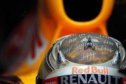 Helm Sebastian Vettel, Red Bull Racing