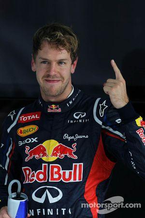 Pole en el GP de India 2012 para Sebastian Vettel, Red Bull Racing