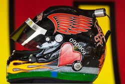 Casque deJamie McMurray, Earnhardt Ganassi Racing Chevrolet