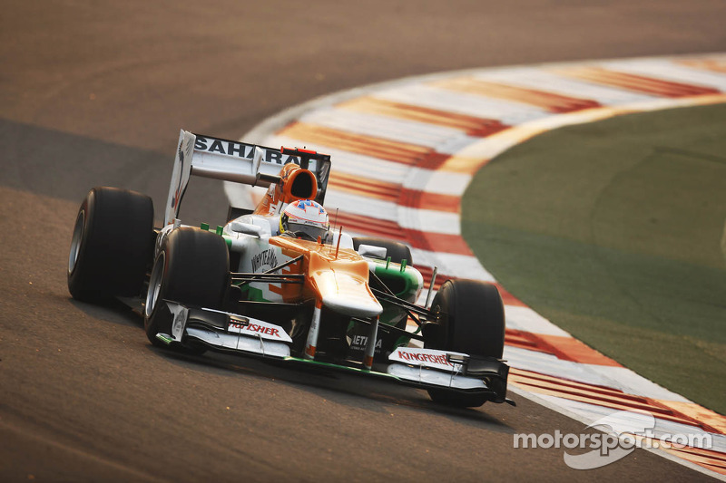 2012 : Force India VJM05