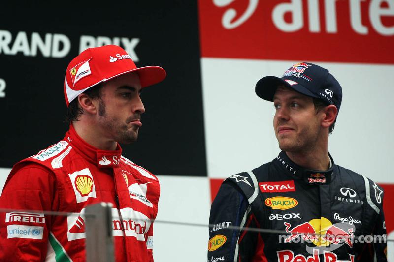 Обнако наиболее стабильными себя показали именно Фернандо и Себастьян