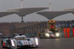 Problemen voor #12 Rebellion Racing Lola B12/60 Coupé Toyota: Nicolas Prost, Neel Jani