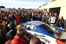 #17 Sébastien Loeb Racing McLaren MP4-12C GT3: Sébastien Loeb, Gilles Vannelet