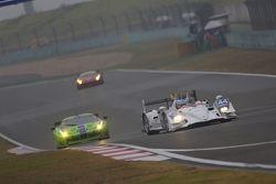 #44 Starworks Motorsports HPD ARX 03b - Honda: Enzo Potolicchio, Ryan Dalziel, Stéphane Sarrazin