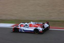#41 Greaves Motorsport Zytek Z11SN - Nissan: Christian Zugel, Ricardo Gonzalez, Elton Julian