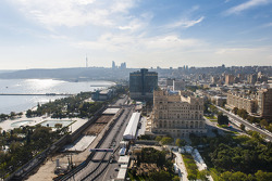 Vue de Bakou