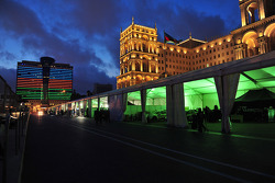 Шоу City Challenge в Баку, суббота.