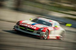 #6 HEICO Motorsport Mercedes SLS AMG: Bernd Schneider, Sergey Afanasyev