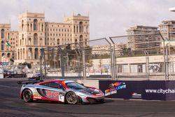 #17 Hexis Racing MP4-12C: Stef Dusseldorp, Frederic Makowiecki