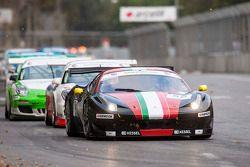#58 Vita4One Italy Ferrari F458: Greg Franchi, Enzo Ide