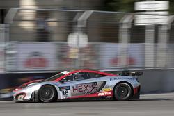 #18 Hexis Racing MP4-12C: Rob Bell, Alvaro Parente