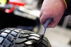 Pirelli rain tyre