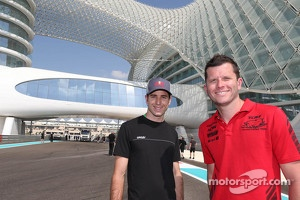 Rick Kelly and Garth Tander