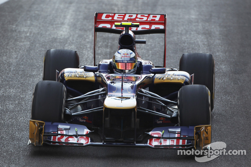 2012: Toro Rosso STR7