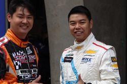 Leong Ian Veng, Honda Accord Euro R, Son Veng Racing Team en Eric Kwong, Chevrolet Cruze, Look Fong