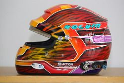 Leong Ian Veng, Honda Accord Euro R, Son Veng Racing Team helm