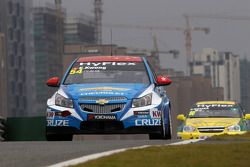 Eric Kwong, Chevrolet Cruze, Look Fong Racing Team