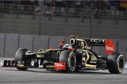 Sieger Kimi Räikkönen, Lotus F1