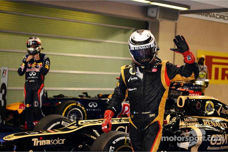 Lotus 2012: Kimi Raikkonen, Lotus E20