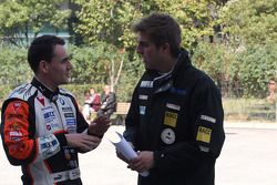 Norbert Michelisz, BMW 320 TC, Zengo Motorsport en Pepe Oriola, SEAT Leon WTCC, Tuenti Racing Team