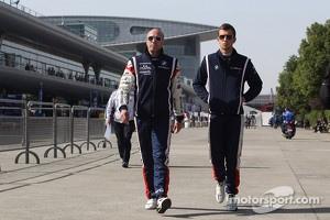 Tom Coronel, BMW 320 TC, ROAL Motorsport and Alberto Cerqui, BMW 320 TC, ROAL Motorsport