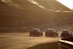 Alberto Cerqui, BMW 320 TC, ROAL Motorsport qnd Colin Turkington, Chevrolet Cruze 1.6T, TEAM AVIVA-
