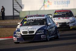 Alberto Cerqui, BMW 320 TC, ROAL Motorsport and Tiago Monteiro, Honda Civic Super 2000 TC, Honda Rac