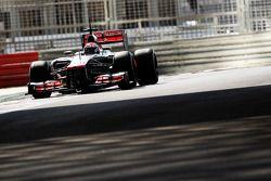 Kevin Magnussen, piloto de test de McLaren