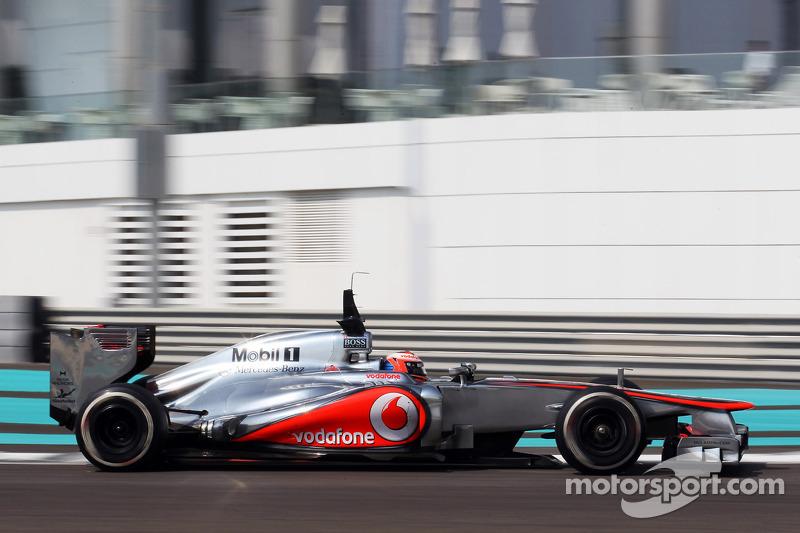 Кевин Магнуссен, McLaren