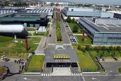 Ferrari gebouwen