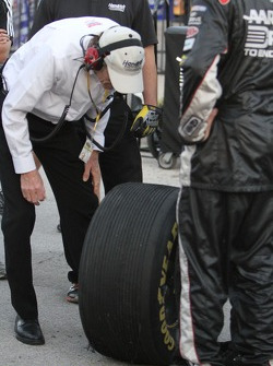 interesting tire wear