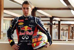 Robin Frijns, Pilote d'essais Red Bull Racing