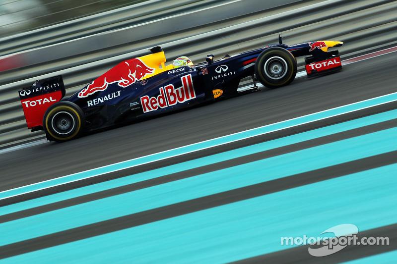 Robin Frijns, Red Bull Racing Test Driver