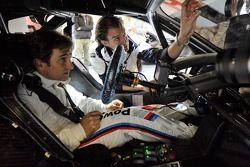 Алекс Дзанарди. Тесты Алекса Дзанарди на BMW, особое событие.