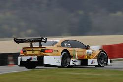 Alex Zanardi tests the BMW M3 DTM