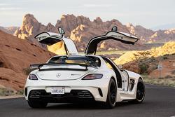 Mercedes SLS AMG Black Edition, особое событие.