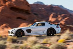 Mercedes SLS AMG Black Edition