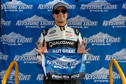 Nelson A. Piquet en pole position