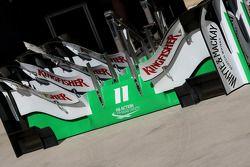 Sahara Force India koetswerk