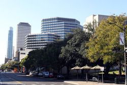 Austin straat