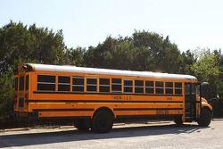 Schoolbus in Austin