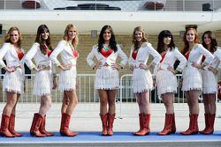 Texaanse meisjes