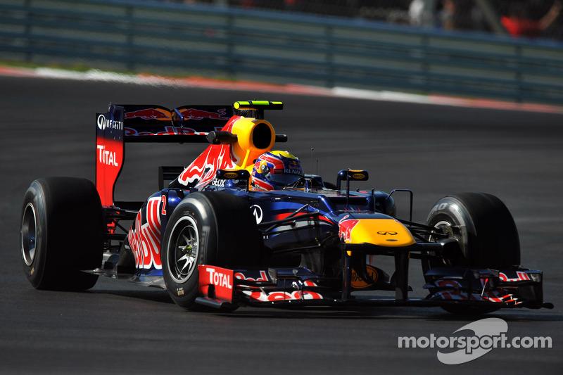 2012 - F1 chez Red Bull
