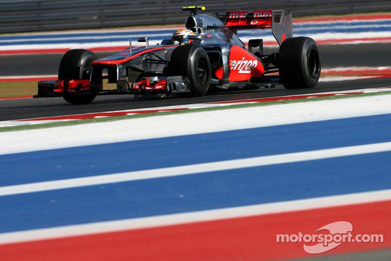 Austin - Lewis Hamilton - 5 victorias