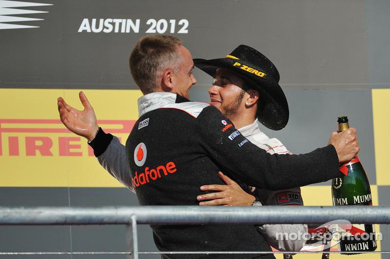 2012: Lewis Hamilton (McLaren-Mercedes MP4-27)