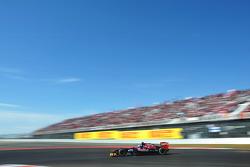 Жан-Ерік Вернь, Scuderia Toro Rosso