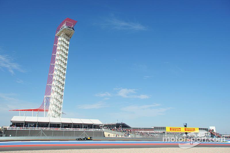 34 GP de Estados Unidos 2012
