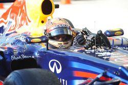 Tweede Sebastian Vettel, Red Bull Racing