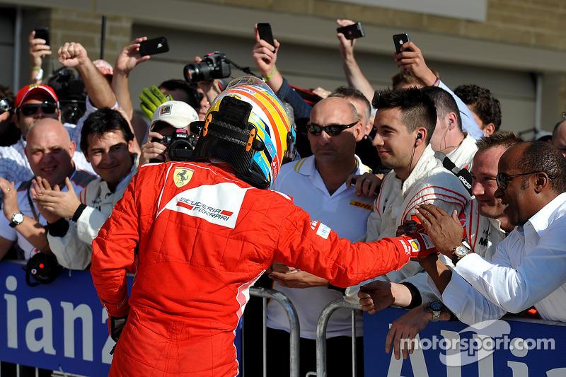 3. Fernando Alonso, Ferrari