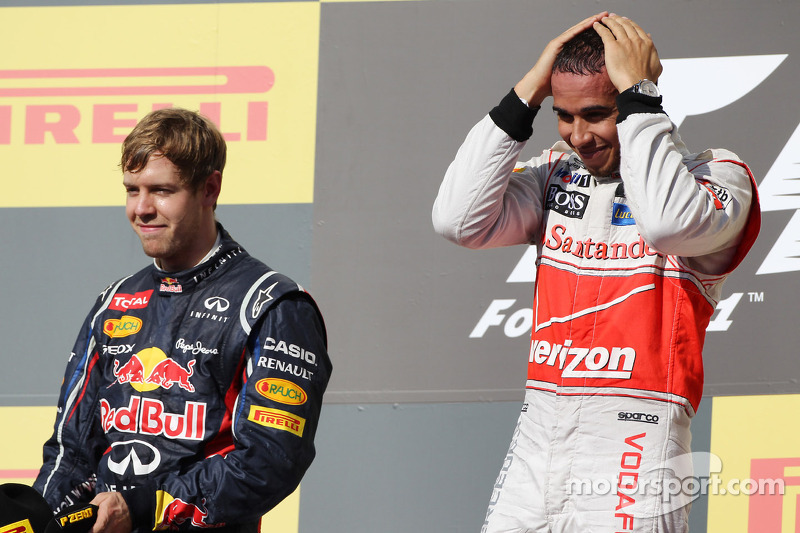 21- GP dos Estados Unidos 2012, McLaren